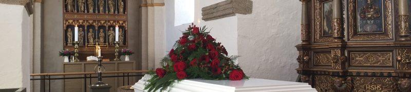 cercueil eglise